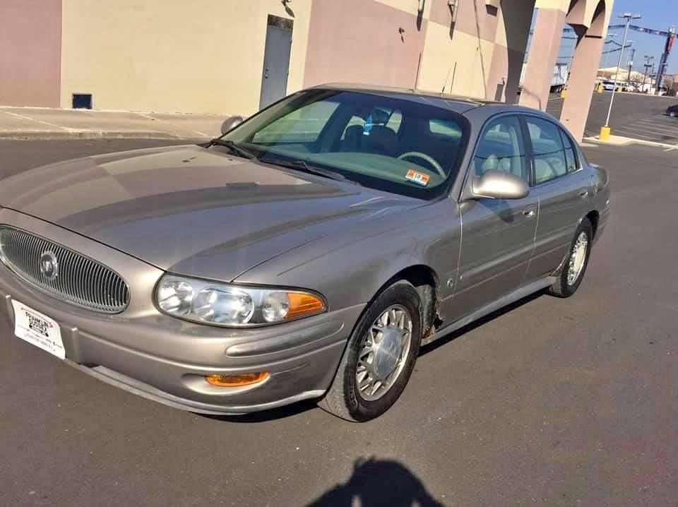 2001 buick lesabre limited sedan 4d in vehicles everyg com everyg