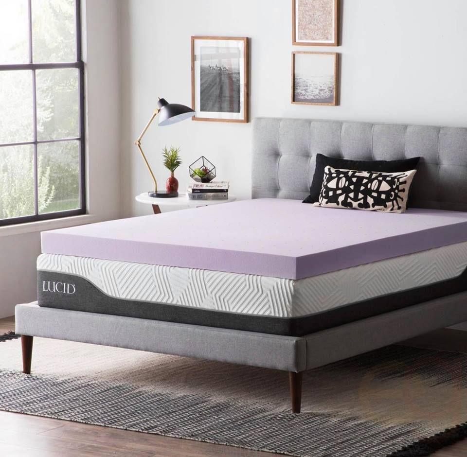 Full Memory Foam Mattress Topper In Furniture - EveryG.com
