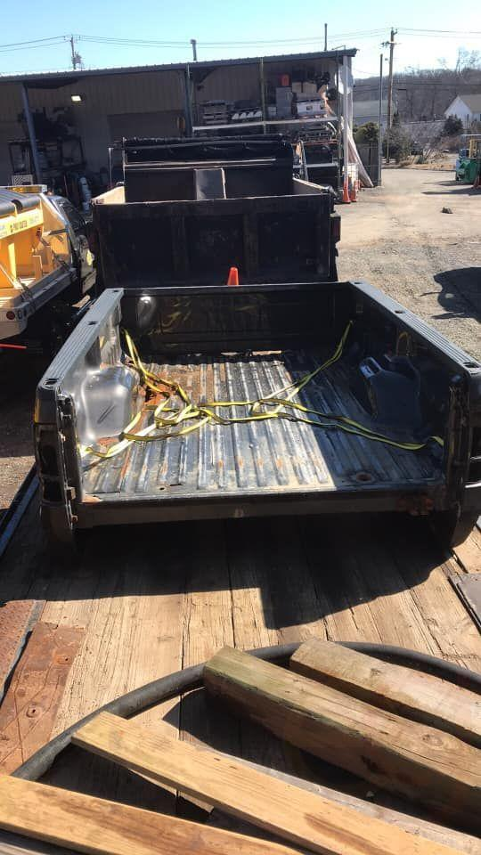 08 superduty bed 8ft longbed.
