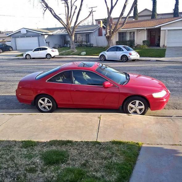 2002 Honda Accord · EX Coupe 2D