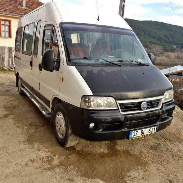 2007  model  14 + 1 minibüs