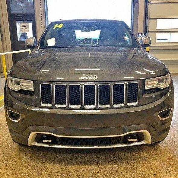 2014 Jeep Grand Cherokee · Limited Sport Utility 4D