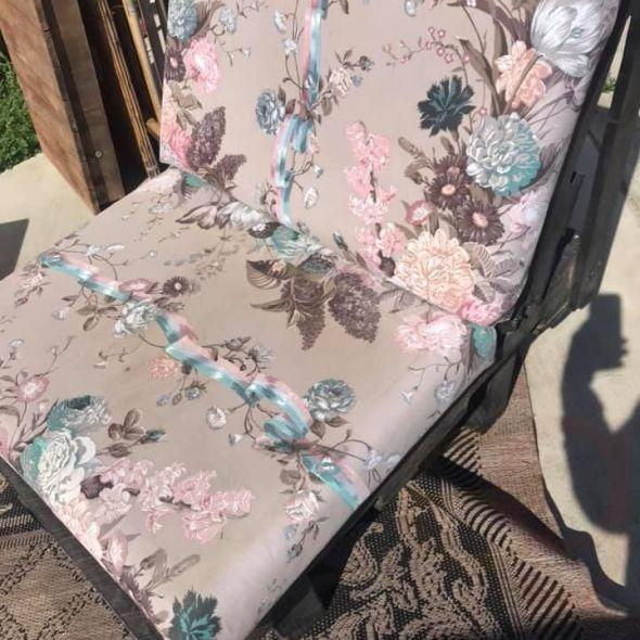 *5 PIECE PATIO SET*