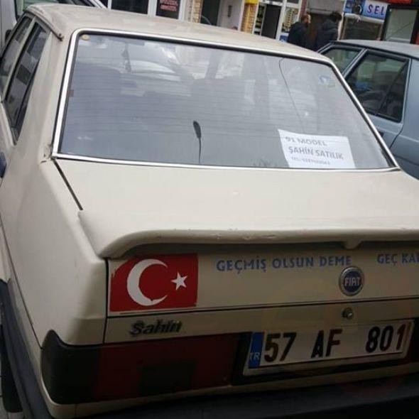 Acil satılık Otomobil