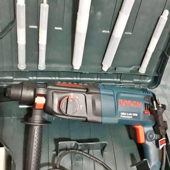 Bosch 2-26 darbeli matkap