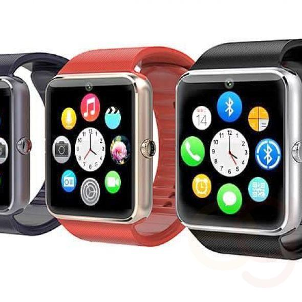 Brand New in Box / Bluetooth Smartwatch with Camera / Support Sim Card and Micro SD / iPhone Android