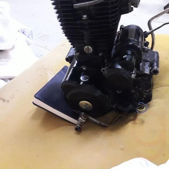 Cg 200 cc zongshen Motorsiklet alt motor