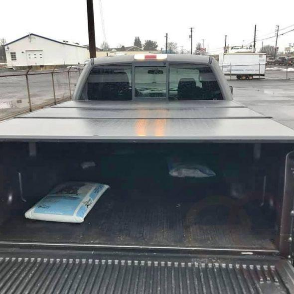 F150 trim fold bed cover
