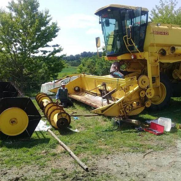 Newholland bicerdover