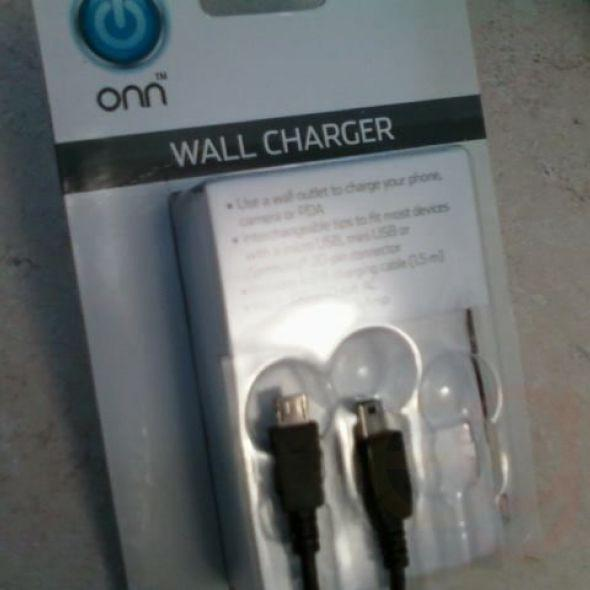oving>GET BY SUNDAY 3/24 BEFORE 6PM. 2 Packs of Adapters for Wall Charger & more