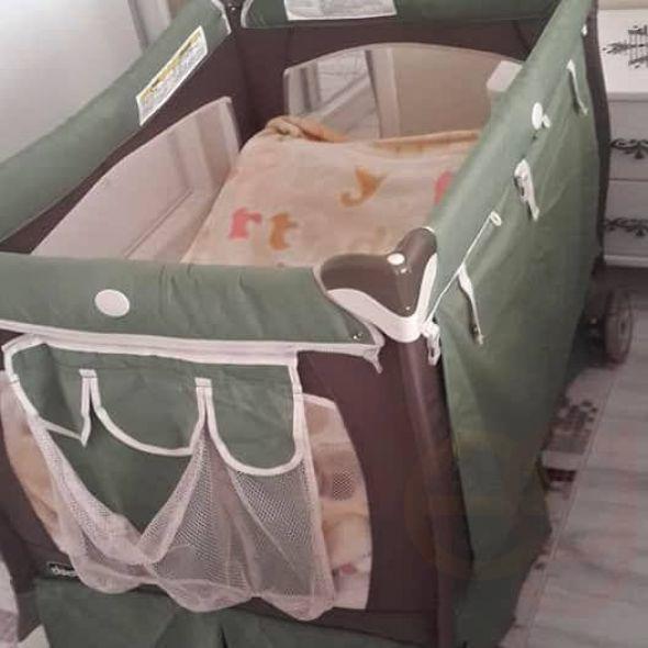 Oyun parkı 240tl çift kişilik ortopedik yatak 450tl