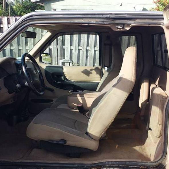 2002 ford ranger Edge 4x4