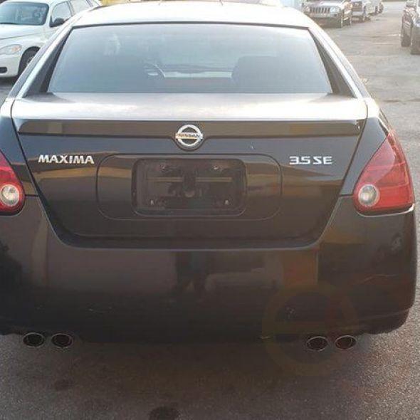 2006 Nissan Maxima · SE Sedan 4D