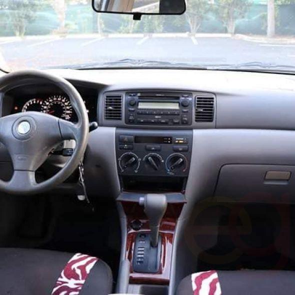 2007 Toyota Corolla · LE sedan 4D