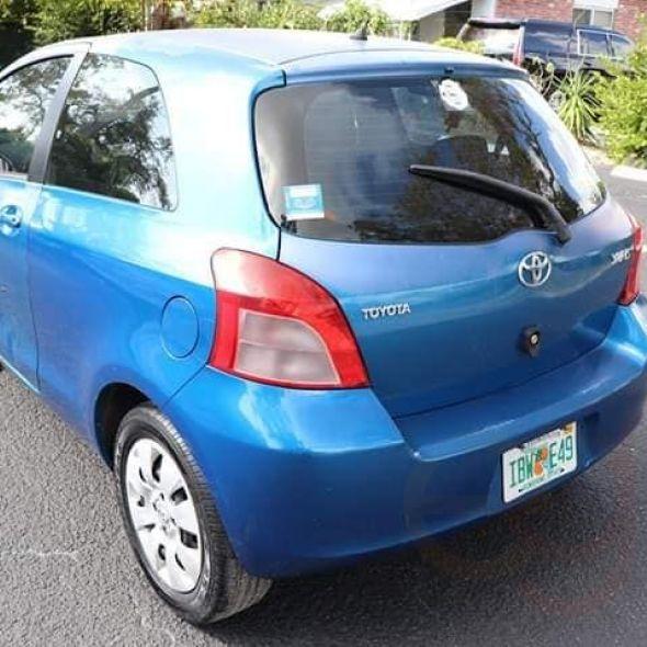 2008 Toyota Yaris · hatchback 2D