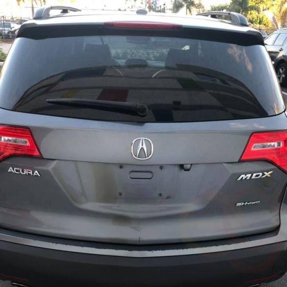 2009 Acura MDX · Sport Utility 4D