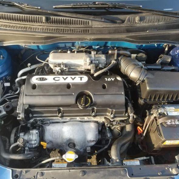 2009 Kia Rio · LX Sedan 4D