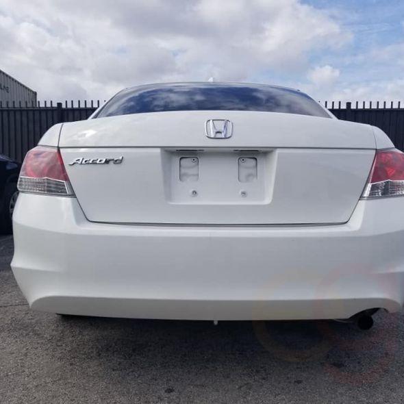 2010 Honda Accord EX-L Sedan 4D