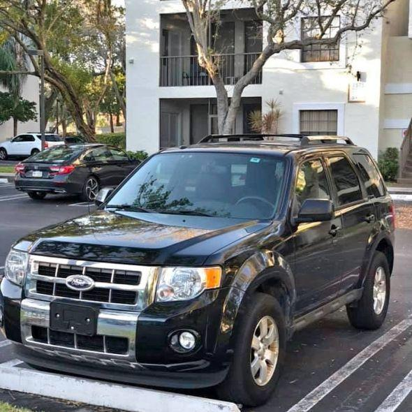 2011 Ford Escape · Limited Sport Utility 4D
