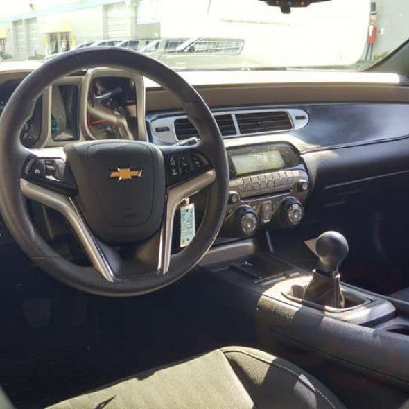 2012 Chevrolet Camaro · LS Coupe 2D