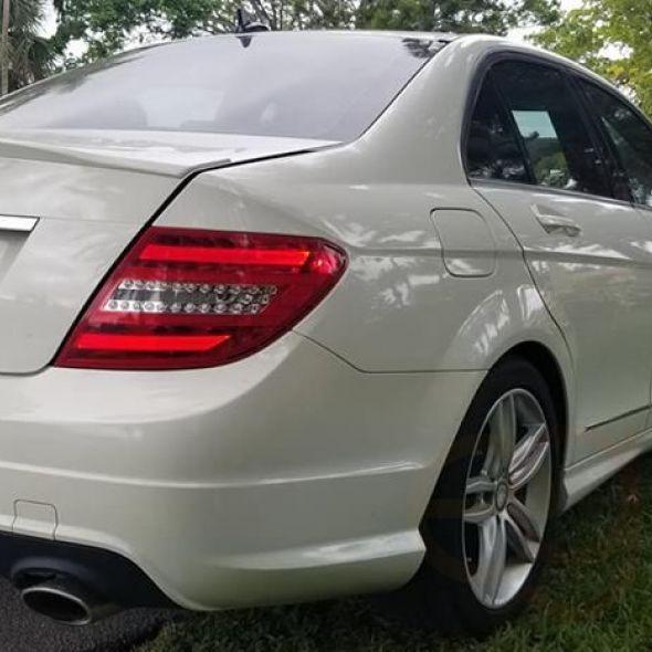 2012 Mercedes-Benz C-Class · C 300 4MATIC Luxury Sedan 4D