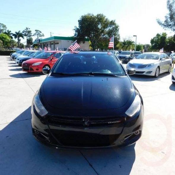 2013 Dodge Dart · Limited Sedan 4D