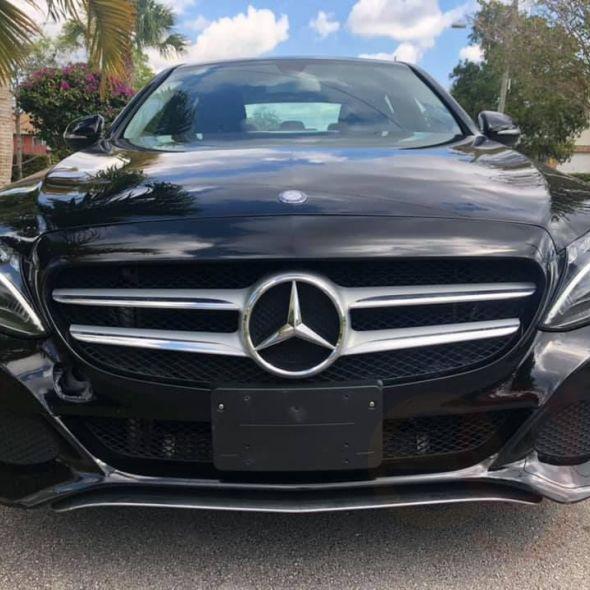 2015 Mercedes-Benz C-Class · C 300 4MATIC Sedan 4D