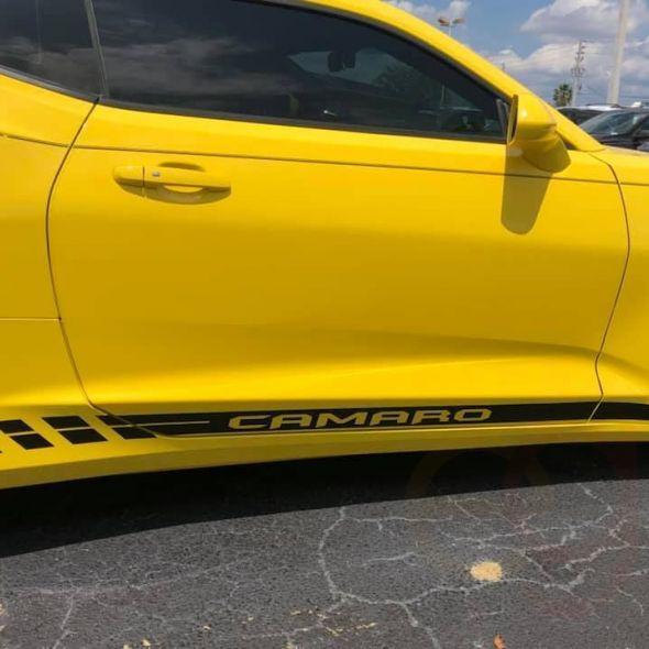 2017 Chevrolet Camaro · LT Coupe 2D