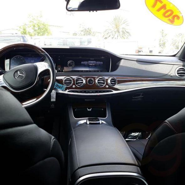 2017 Mercedes-Benz S-Class · S 550 Sedan 4D