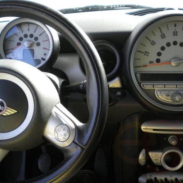 (2)  2010 MINI Cooper