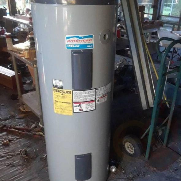 60g water heater