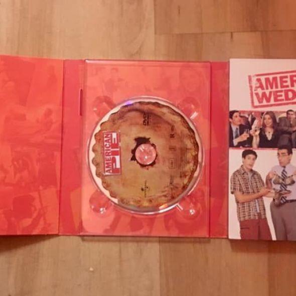 American Pie: 3 Movie Pie Pack (DVD, 2005, 3-Disc Set, R-rated version/Full Fra…