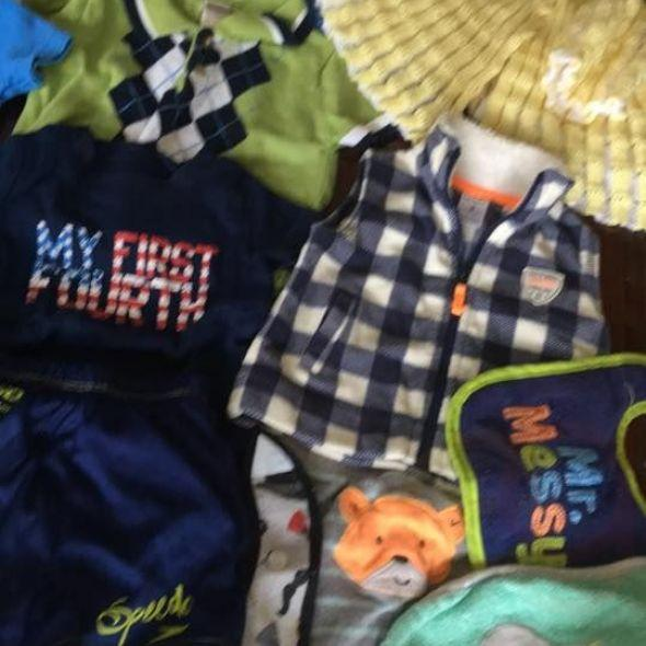 Baby clothes all for $5