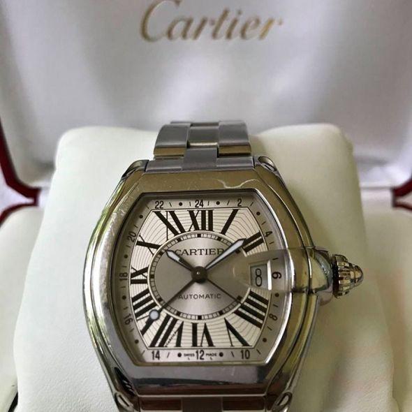 Cartier Roadster XL GMT W62032X6