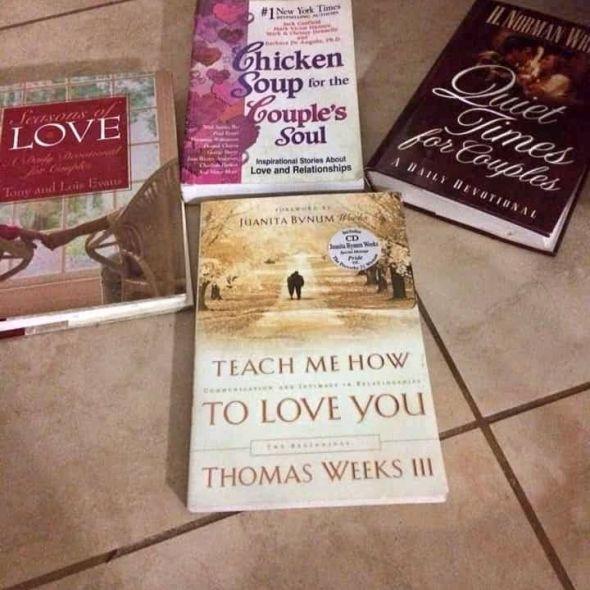 Couples books
