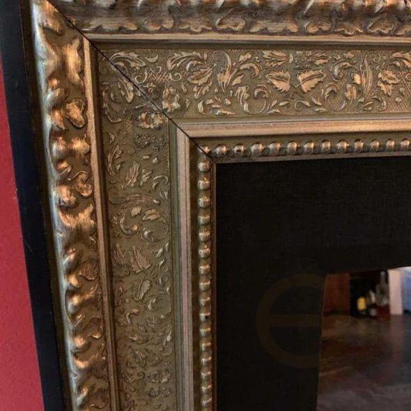 Framed Mirror - Large