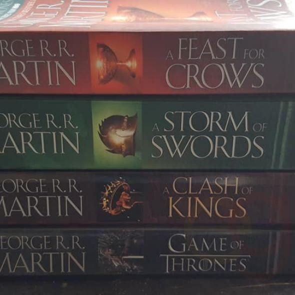 Game of Thrones 1-4