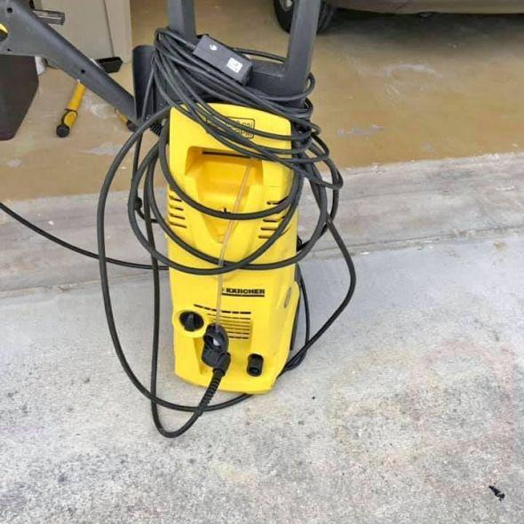 Karchner 1700psi pressure cleaner