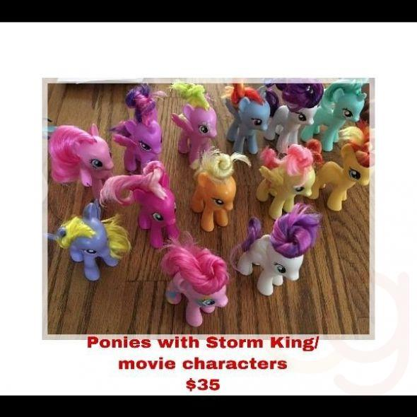 Kids toys!!(Ponies/Minions Operation/Good Dinosaur/Cars Hydro racers)Prices on pics