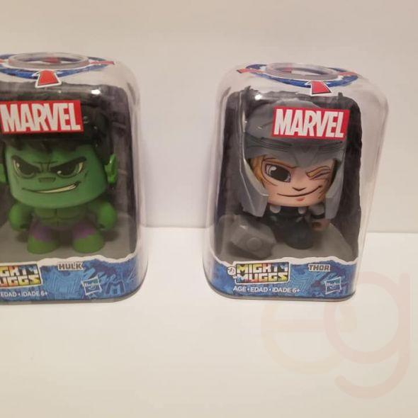 Marvel Mighty Muggs Thor & Hulk