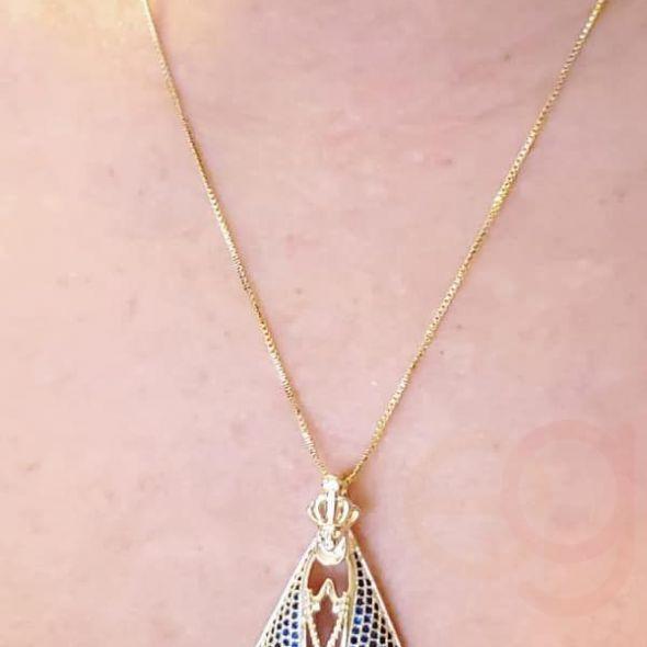 nina terminei de chegar do brasil com peças lindíssimas em semi jóias venham conferir.
