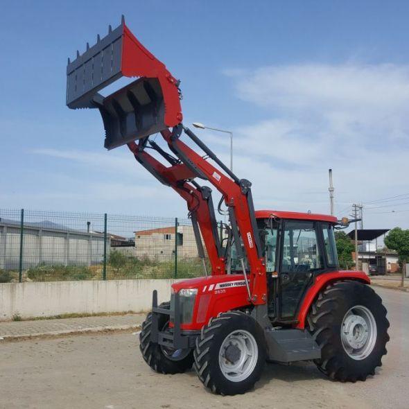 Tractor Scoop