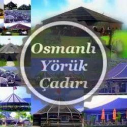 Goat hair tent, Osmanli Yoruk Cadiri