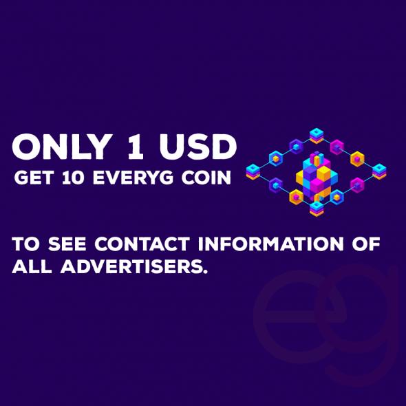 Buy EveryG Coin