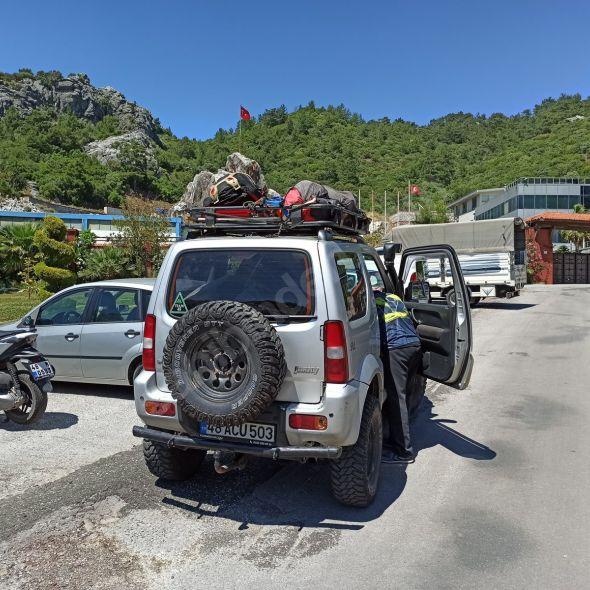 2009 160bin KM'de Orjinal, Bakımlı ve Ekstralı Jimny